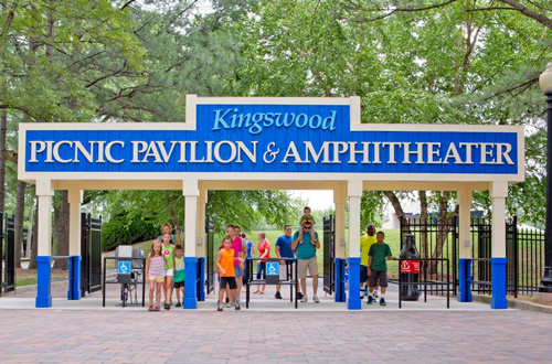 Kings Dominion Picnic in the Park