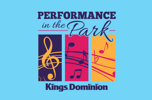 Kings Dominion Performance in the Park