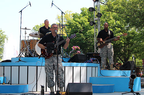 Kings Dominion Memorial Day Weekend Live Entertainment