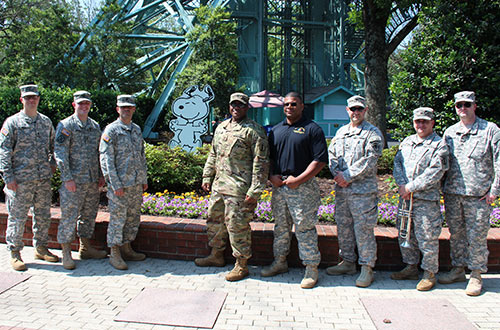 Kings Dominion Memorial Weekend Military Free Admission