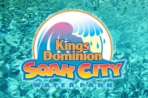 Kings Dominion Soak City Calendar and Hours