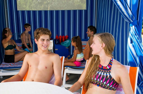 Kings Dominion Soak City Cabanas