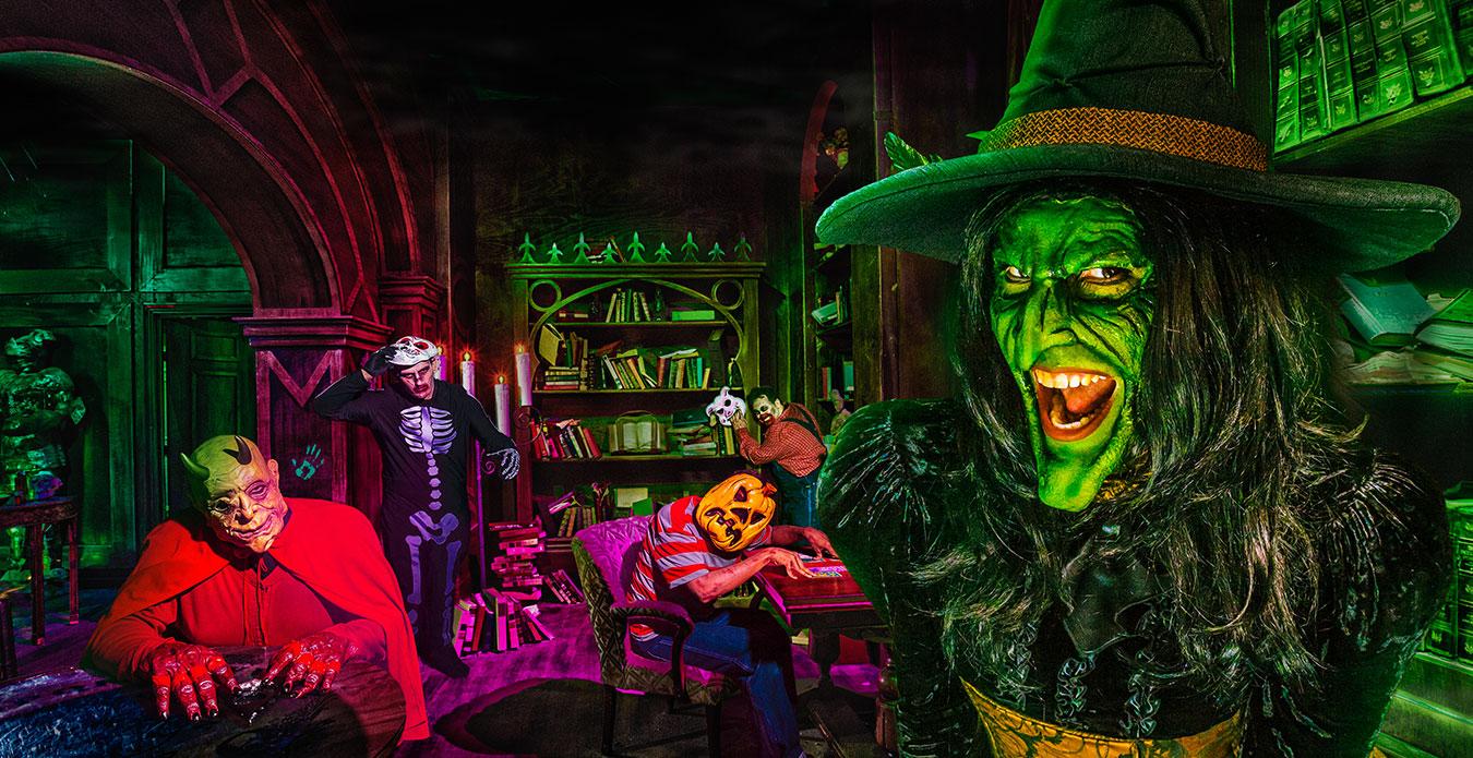 trick or treat halloween haunt attractions kings dominion - Halloween Haunt Schedule