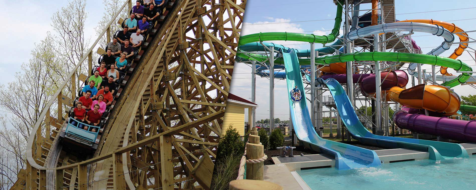 Soak City included in admission to Kings Island