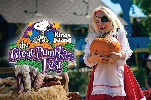 The Great Pumpkin Fest at Kings Island