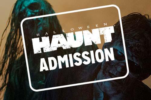 haunt admission - Halloween Haunt Schedule