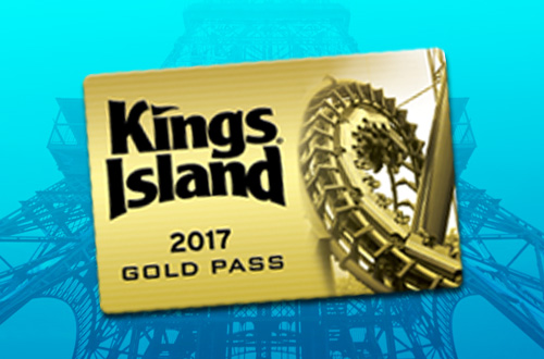 Kings Island Season Pass