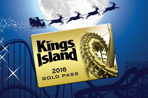 How Much Are Kings Island Gold Passes