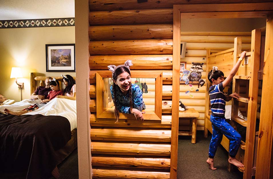 Great Wolf Lodge KidCabin Suite