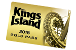 Kings Island Parking Pass