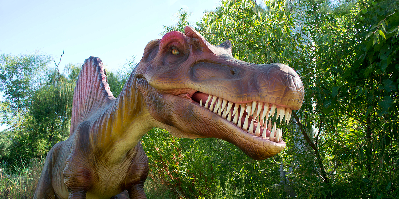 World's Largest Animatronic Dinosaur Park