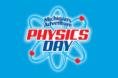 Michigan's Adventure Physics Day