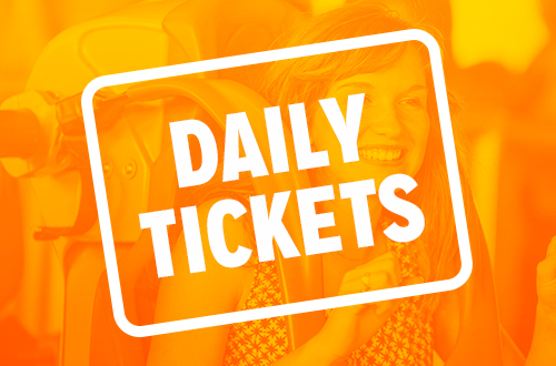 Michigan's Adventure Daily Tickets