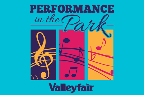 Valleyfair Performance in the Park