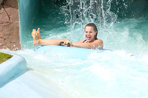 Soak City Slides and Attractions