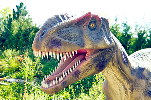 Free Admission to Dinosaurs Alive!