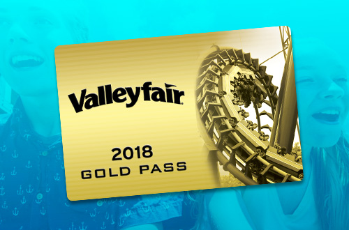 Valleyfair Season Pass
