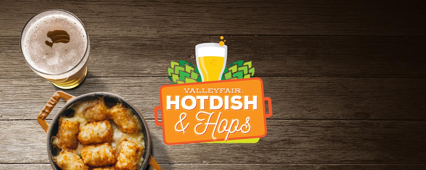Hotdish and Hops