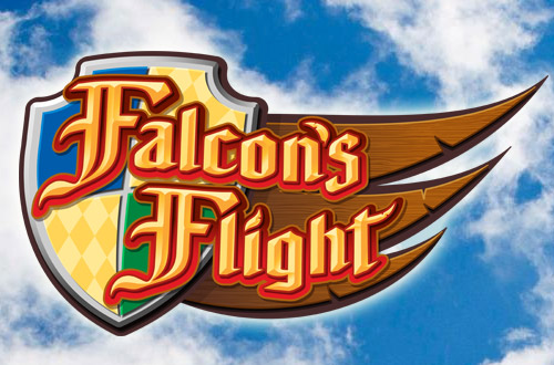 Worlds of Fun Falcon's Flight
