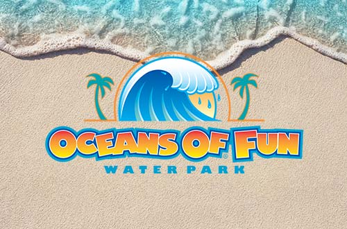 Oceans of Fun Calendar and Hours