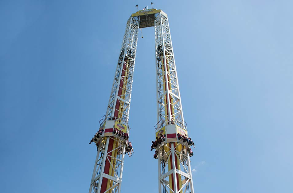 Detonator Thrill Ride